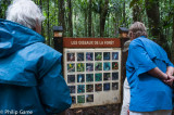 Visitor information - in French, naturally
