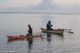 Outrigger canoes, Kokopo
