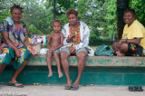 Local family, Kokopo, East New Britain, PNG