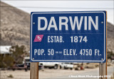 Darwin, California