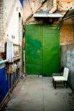 August 21st - The Green Door