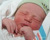 Mon petit fils Olivier né le 13 octobre 2012