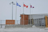Official opening of the terminal of Puvirnituq 2013 april 22