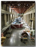 The turbines...well generators.