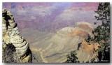 The Grand Canyon, South Rim.