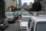 Howard Street Traffic Jam