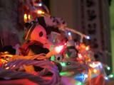 Christmas Panda Lights