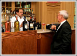 Decisive Moment at the Bar