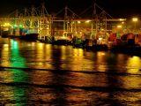 Docks At Night 1