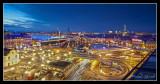 Stockholm Nightfall