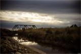 Union Pacific Trestle Over The Ventura River