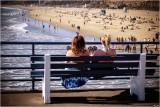 Santa Monica Suffering