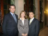 05.03.2011   Speaking at Chicago Union League Club, Chicago, IL