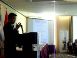 12.15.2009 | Speaking at Chicagoland Chamber of Commerce China Forum, Chicago, IL