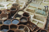 Tannery pots.