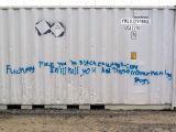 Deadhorse graffiti