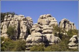 Selection of photos from several visits to the superb weathered limestone area of El Torcal, Near Antequera, Andalucia, Spain
