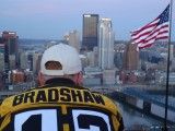 Pittsburgh Steelers vs Baltimore Ravens Nov 18, 2012