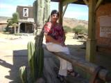 Claudia Avilés Galén en el Western