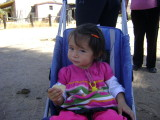 Danita (hija menor de Jorge Manuel Avilés)
