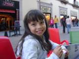 Sophia (hija de Esther y Jorge Manuel Avilés)