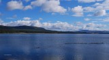Yellowstone Lake at the park