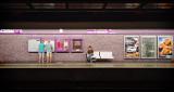 Volkstheater metro station
