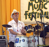 Chico World Music Festival, Chico State University, Calif., September 14-16, 2012