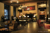 The Great Lounge at the Ahwahnee