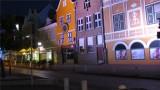 Willemstad at night