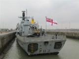 HMS St. Albans (F83)