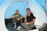 Rob and Jonathan