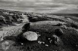 Edale Moor Path