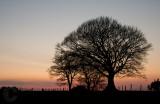 Sunset on Raddon