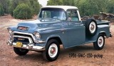 1956 GMC 150 pickup