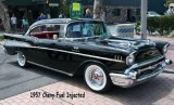 1957 Chevy Fuel Injected