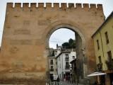 Granada. Puerta de Elvira