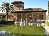 La Alhambra. Palacio del Partal