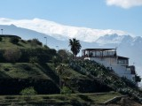 Granada. Vista desde el Carmen de los Mártires