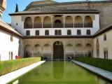 La Alhambra. Patio de los Arrayanes