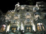 Casa Batlló (Passeig de Gràcia, 43) Antoni Gaudí 1904