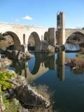 Besalú. Pont Medieval