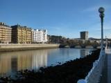 Rio Urumea en Donostia
