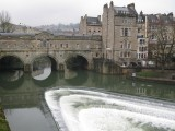 Bath. Pulteney Bridge