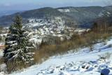 un village de montagne, Grendelbruch.