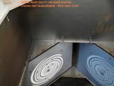 interno scatolato ferro su misura laboratorio lavorazione