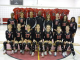 Girls 13U Fire