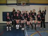 Girls 13U Silver Hawks