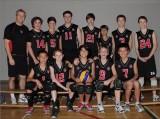 Boys 14U Black Venom