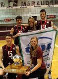 DA Alumni Austin Smith, Jayson McCarthy, Alex Elliott win OUA Gold